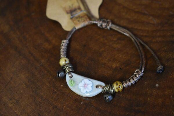 دستبند پلاک تبتی